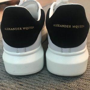 Authentic Oversized Alexander McQueen Sneakers